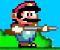 Mario Rampage -  Стрелялки Игра