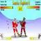 Santa Fighter -  Драки Игра