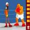 Osama Sissy Fight -  Знаменитости Игра