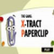 X-Tract Paperclip -  Аркады Игра
