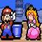 Mario's Time Attack -  Приключения Игра