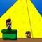 Mario Level 2 -  Аркады Игра