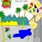 coloring Book -  Паззл Игра
