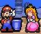 Mario Time Attack -  Приключения Игра