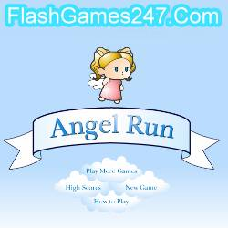 Angel Run -  Приключения Игра