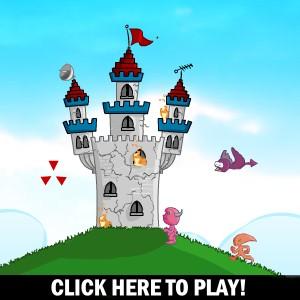 Crazy Castle 2 -  Стрелялки Игра