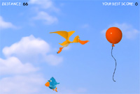 Flappy -  Экшен Игра