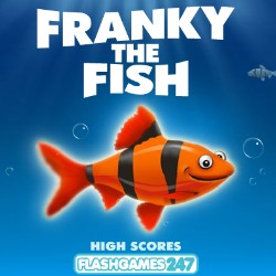 Franky The Fish -  Экшен Игра