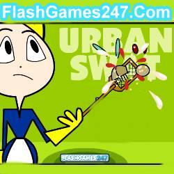 Urban Swat -  Экшен Игра