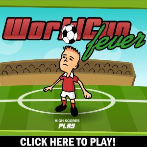 World Cup Fever -  Спортивные Игра